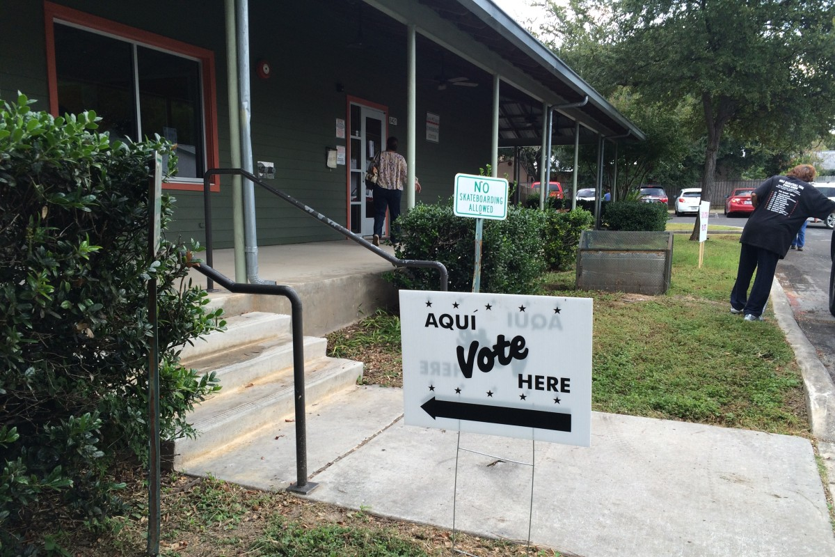 election tracking reports voting problems across united states