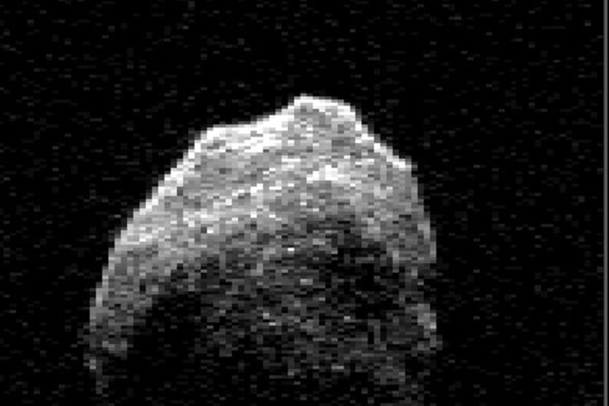 Heads Up! How NASA's Super Fast New Asteroid Detector Works - NBC News