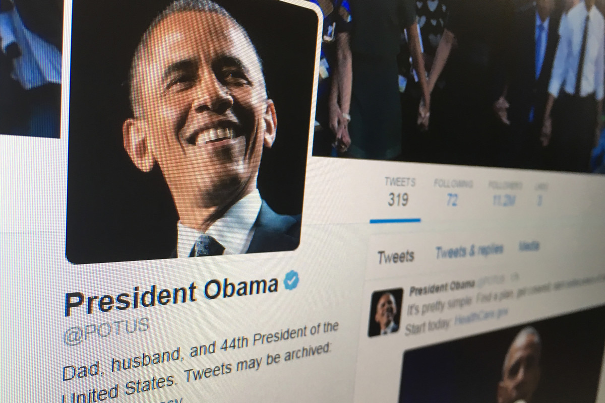 What Happens To The Potus Twitter After Obama Leaves