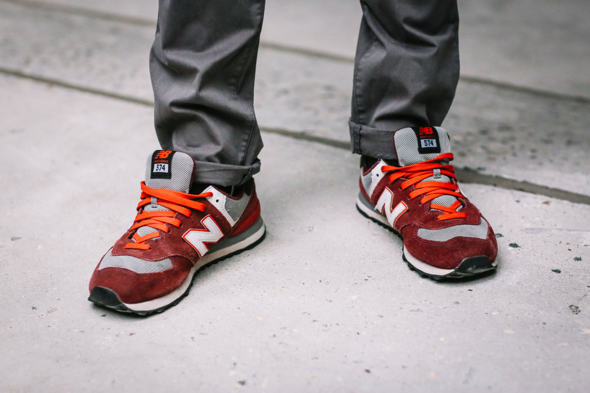 new balance from