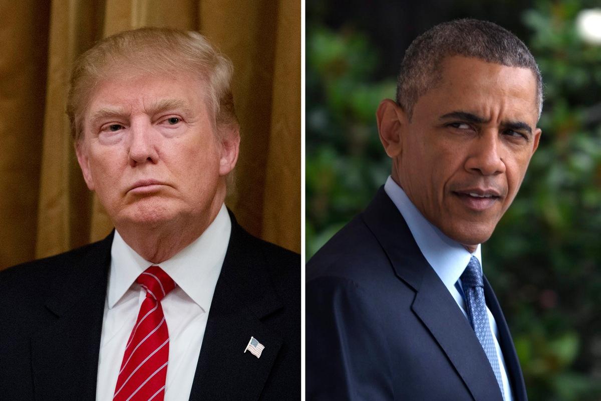 """Trump acusa Obama de """"conspirar"""" ao lidar com questão da Rússia e eleição"""