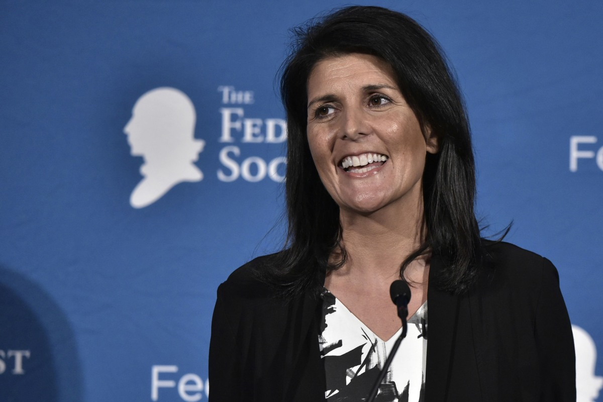 S.C. Gov. Nikki Haley will be Trump's ambassador to UN, source says