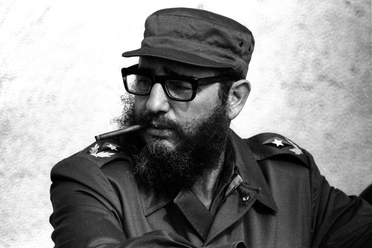 a biography of fidel castro a cuban leader Fidel castro's brother announces death on cuban state television his death saw a raft of tributes from world leaders in a telegram to raúl castro cited by the.