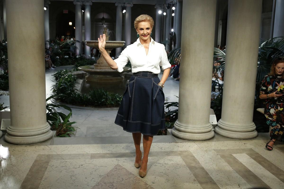 news latino carolina herrera honor dress future first lady melania trump