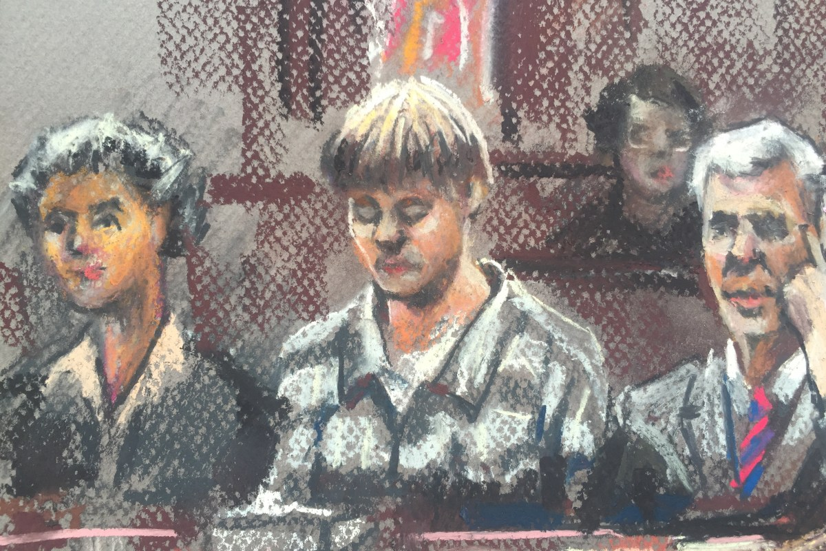 Jury Finds Dylann Roof Guilty Of Charleston Church