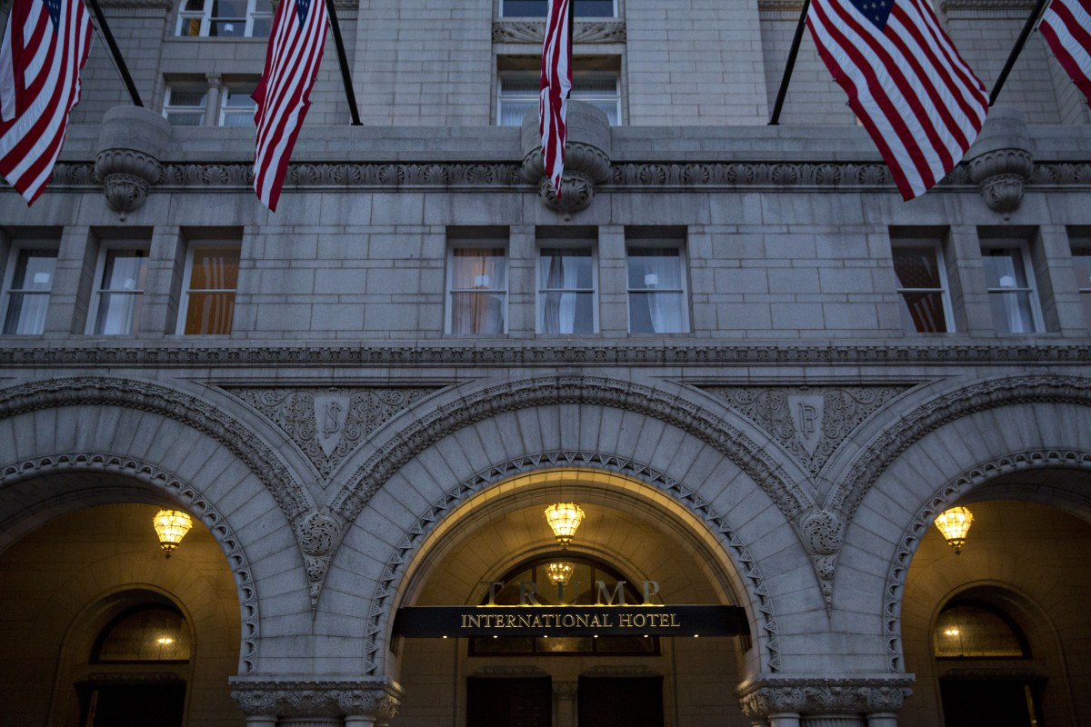 news digger federal agency rules trumps hotel lease full compliance