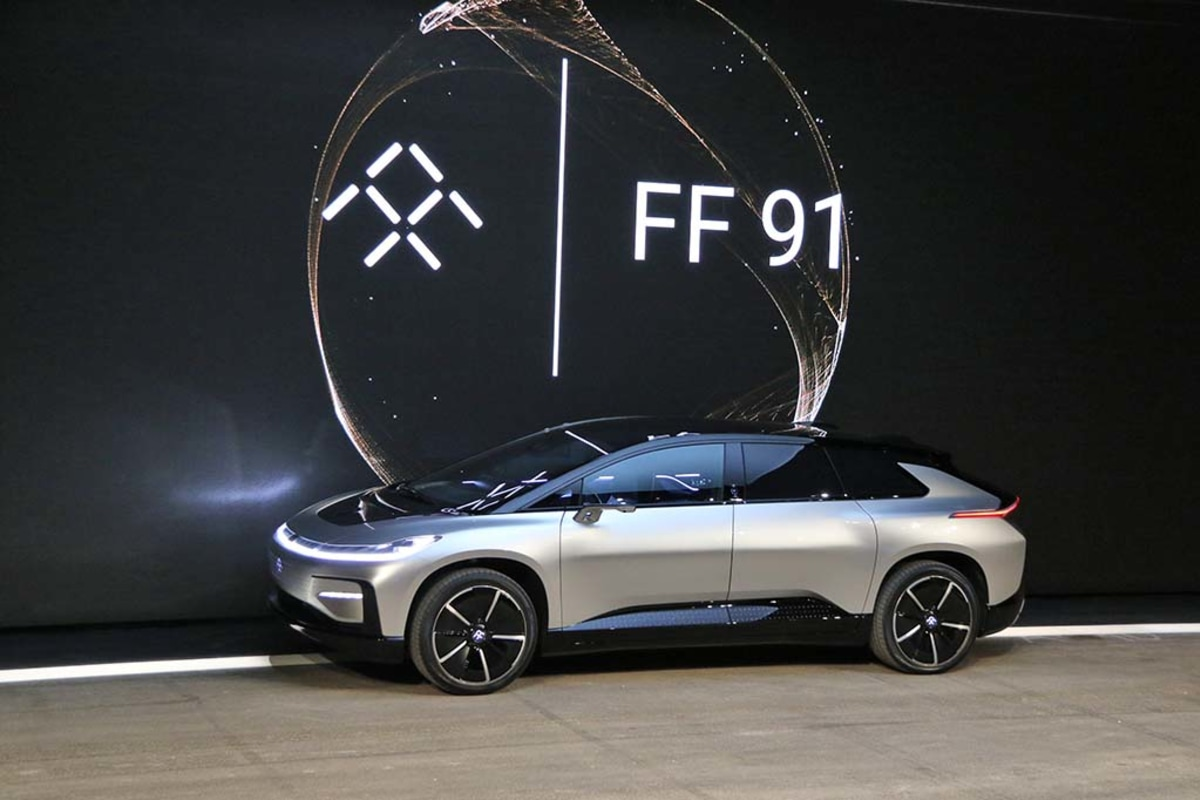 Faraday Future Tesla Competitor Or Just An Also Ran