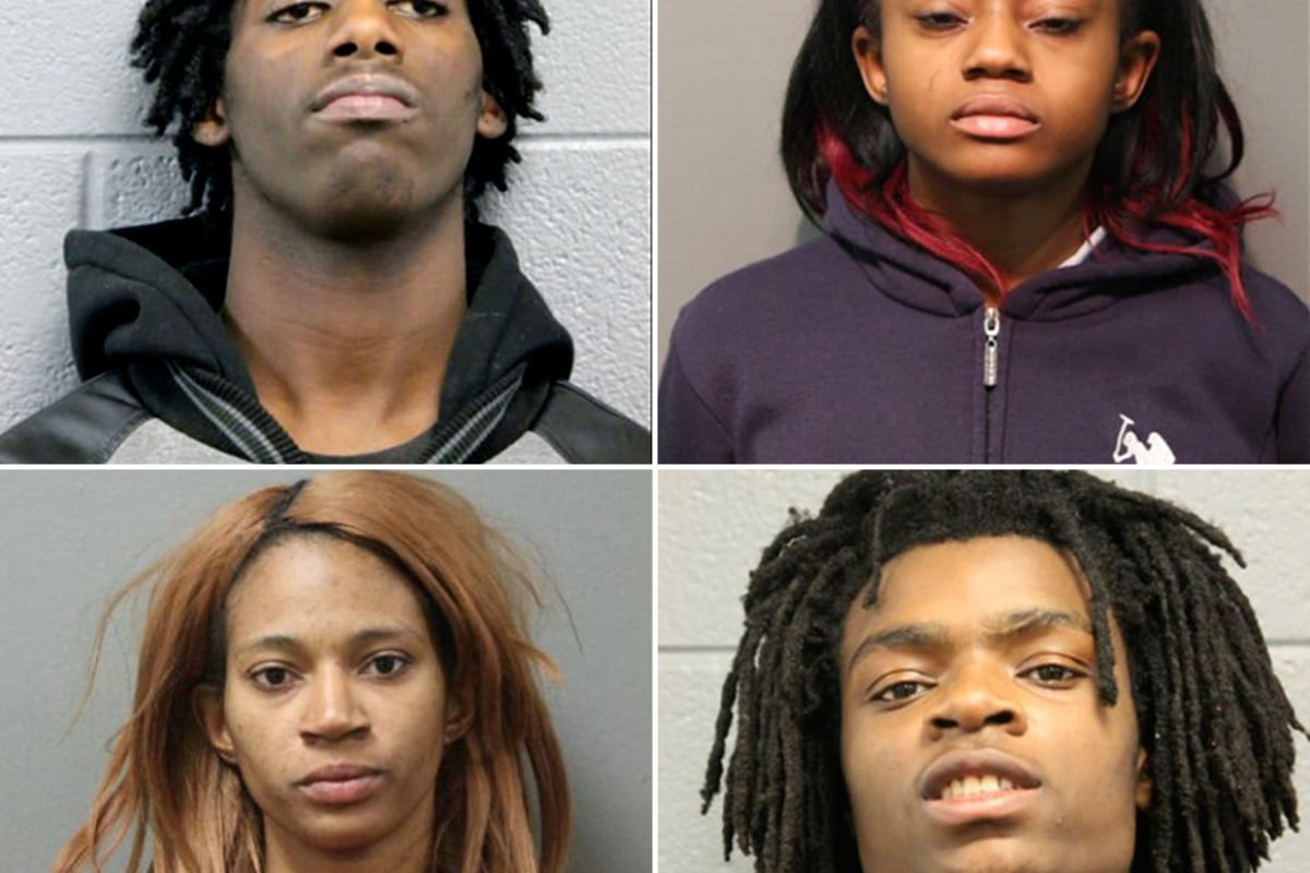 Judge Refuses to Release 4 Accused of Beating Shown on Facebook Live