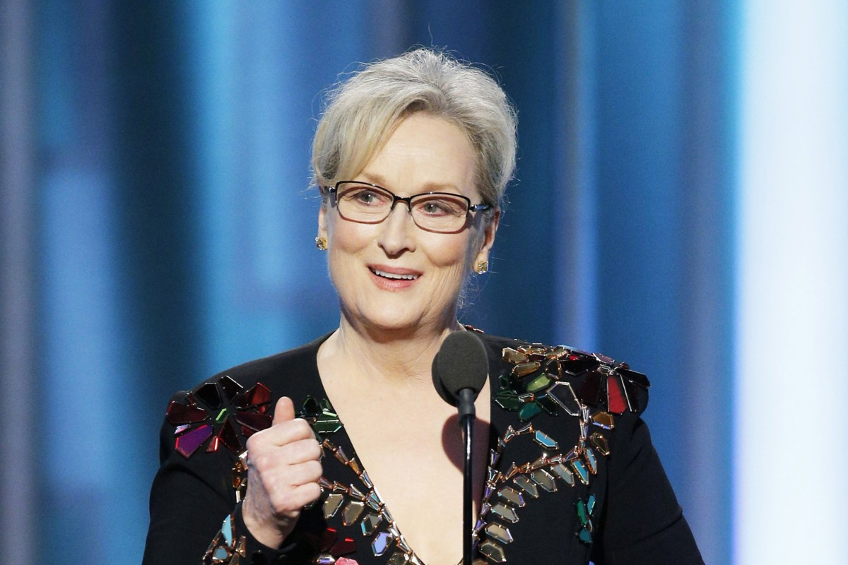 Meryl Streep Takes on Donald Trump at Golden Globes