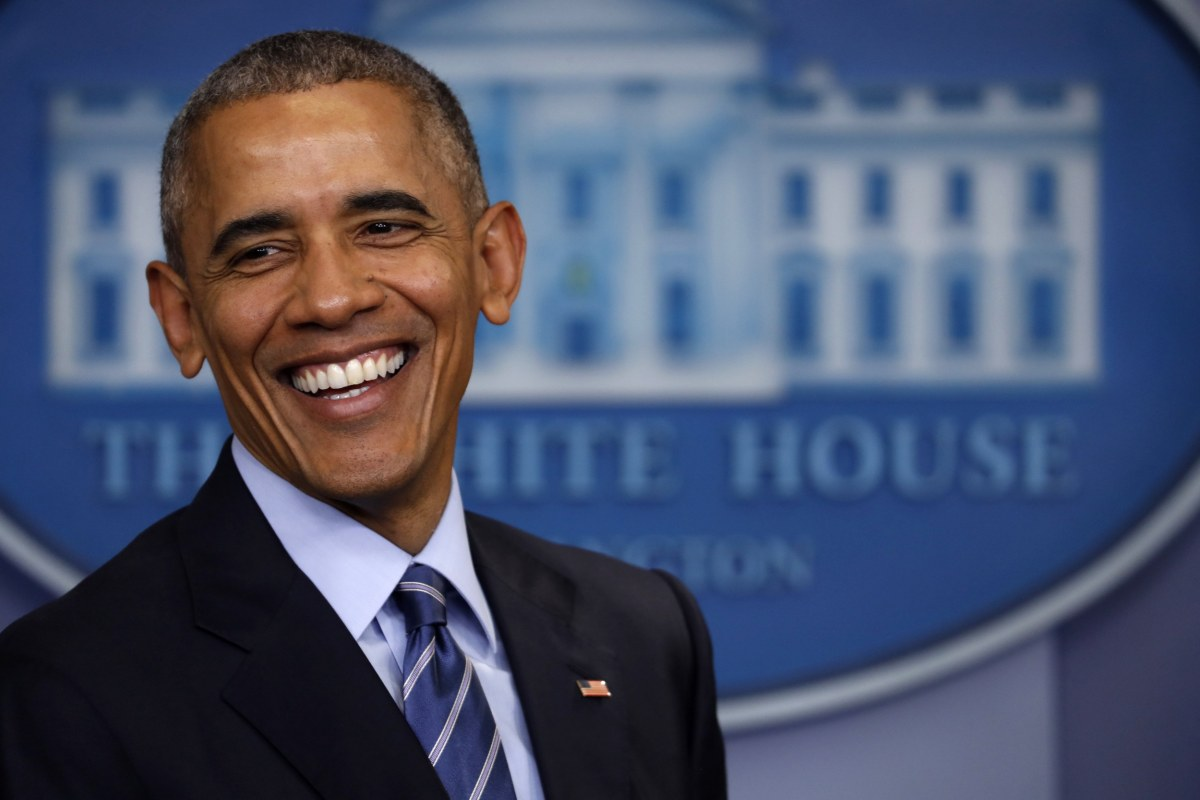 What's Next for President Obama? Spotify Has a Job Offer ...