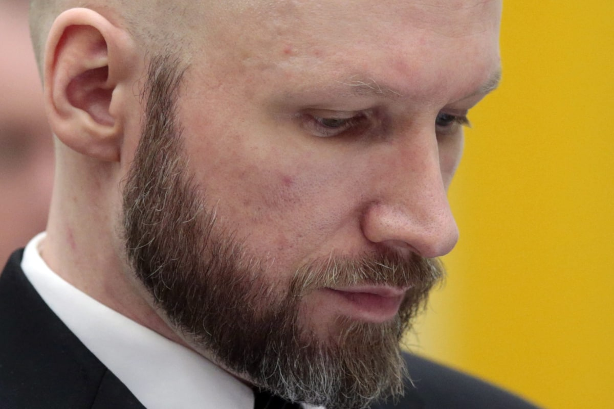 Something also Anders behring breivik remarkable, and