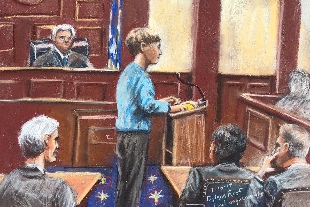 Charleston Massacre Trial Concludes With Dylann Roof