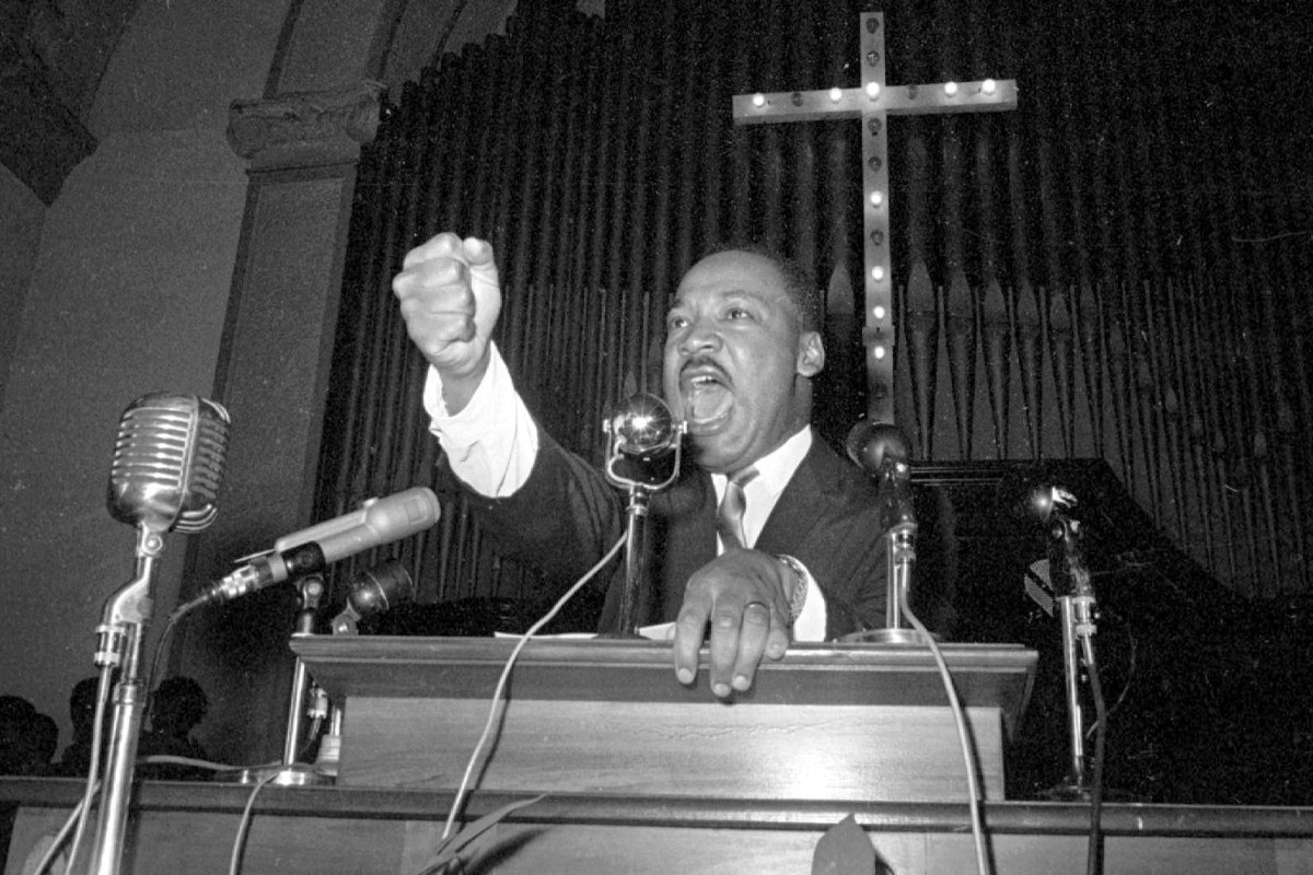 a life and works of martin luther king jr 16072018 dr martin luther king jr  corretta my life with martin luther king jr holt  only after accomplishing his finest civil rights works,.