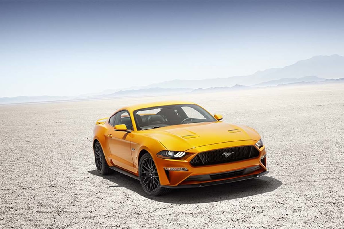The New Ford Mustang Just Got Some Pretty Nifty Updates