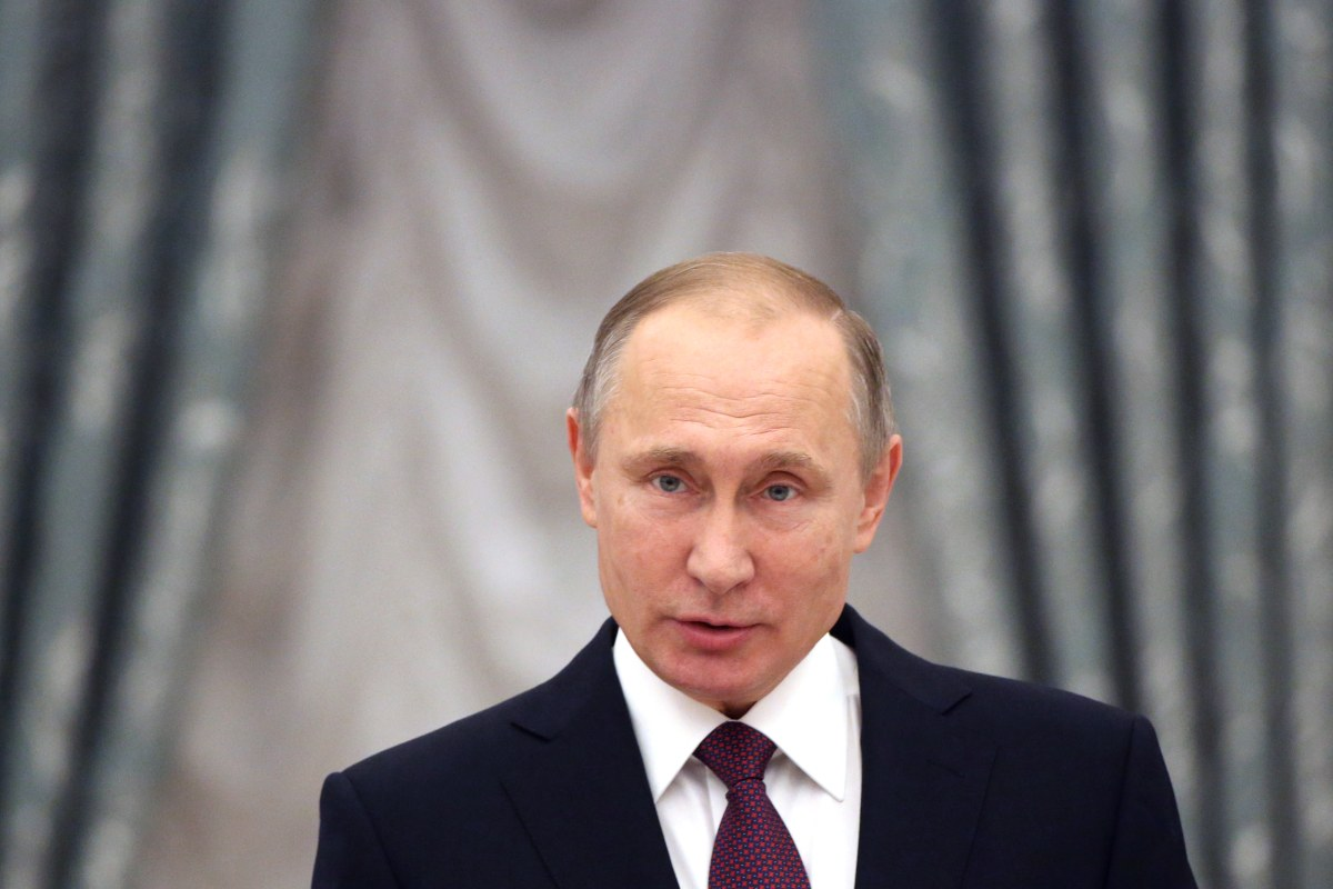 Why the Russian sanctions don't work