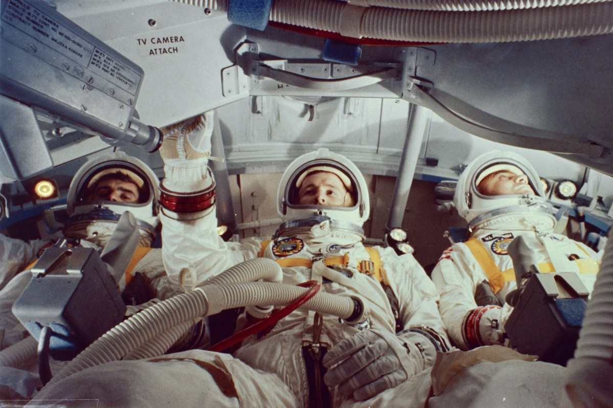 astronauts apollo 1 tragedy - photo #13