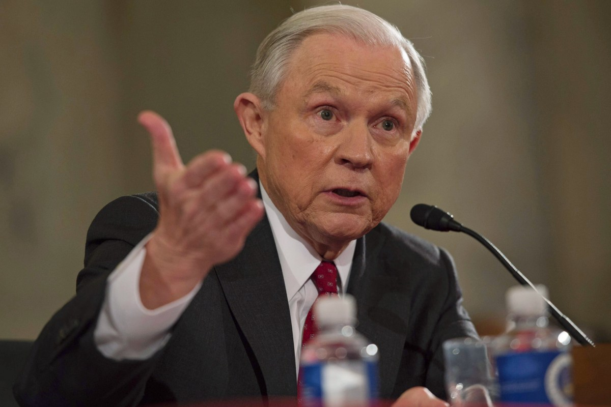 jeff sessions - photo #23
