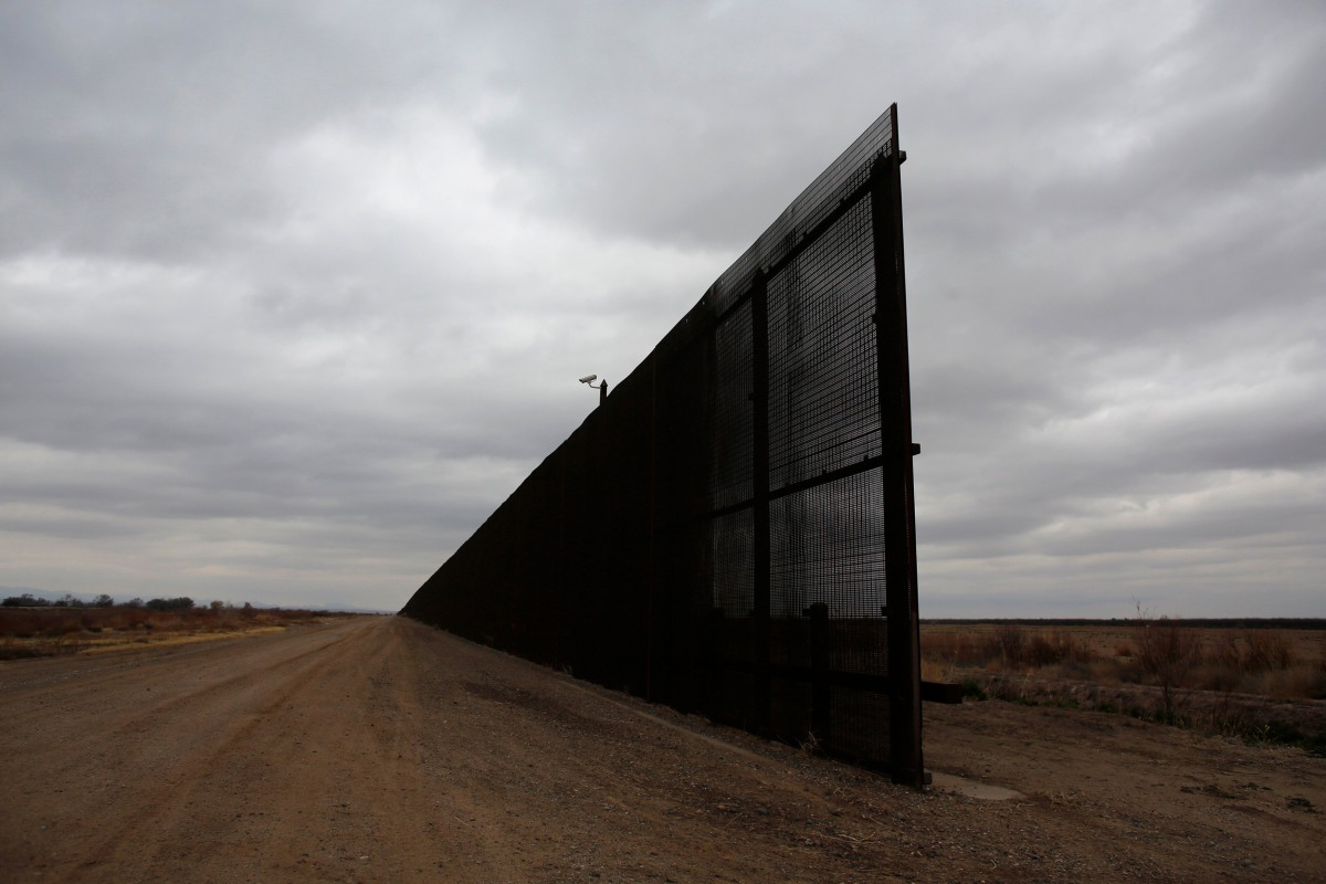Here S What The U S Mexico Border Looks Like Before Trump