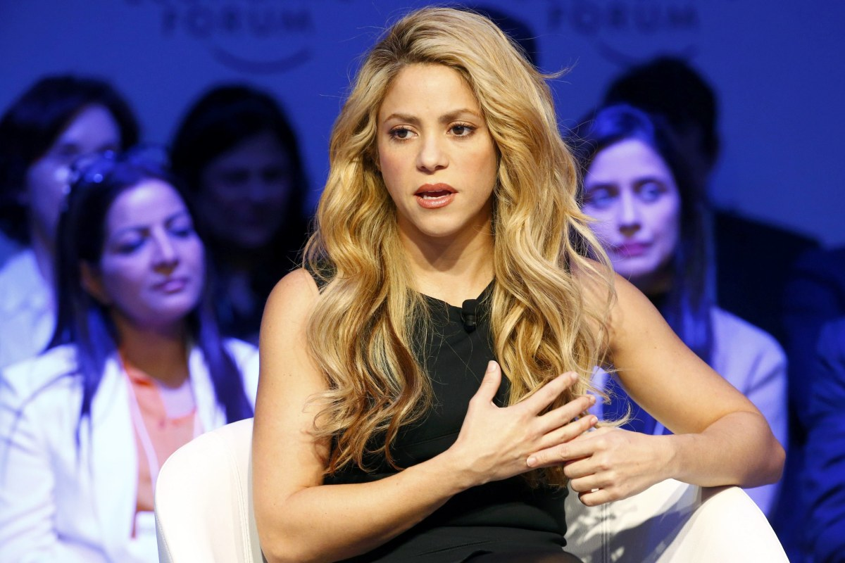 Shakira Celebrates Birthday With Release of Salsa Version of