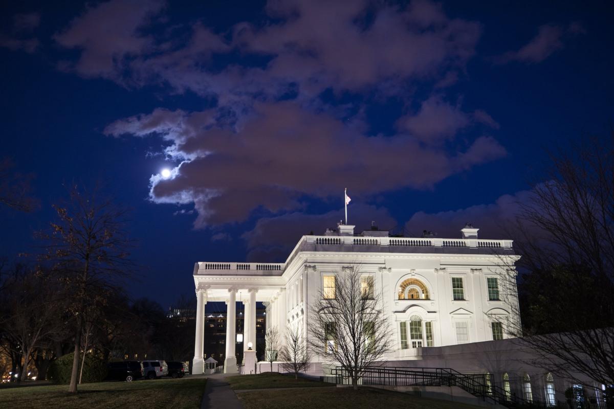White House Rewriting Travel Ban