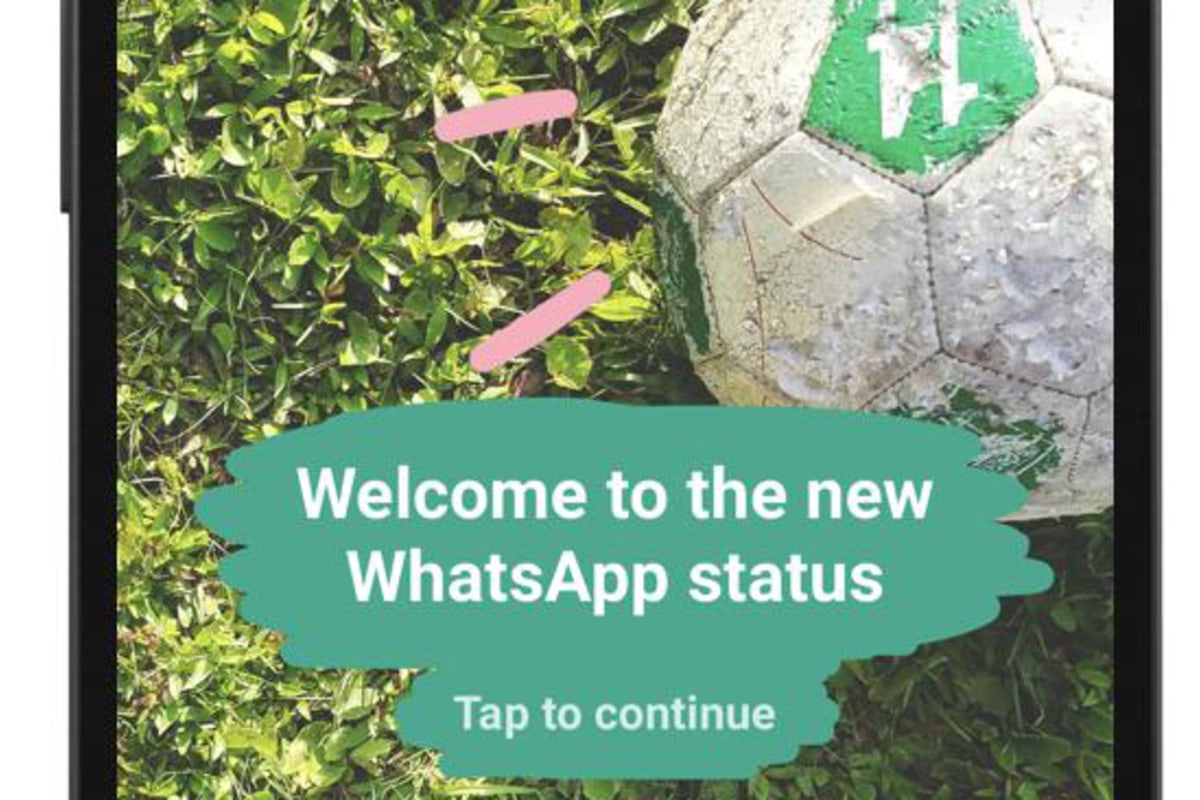 whatsapp 39 s updates 39 status 39 feature to borrow from snapchat nbc news. Black Bedroom Furniture Sets. Home Design Ideas
