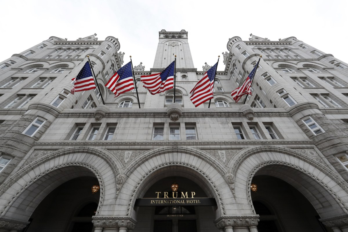 nbcnews.com - by - Trump failing to track foreign cash at his hotels