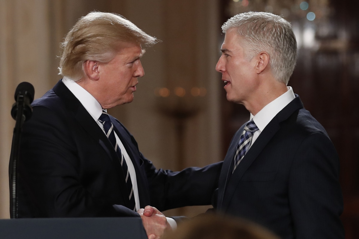 Confirmation Hearings to Begin for Trump Supreme Court Nominee Neil Gorsuch