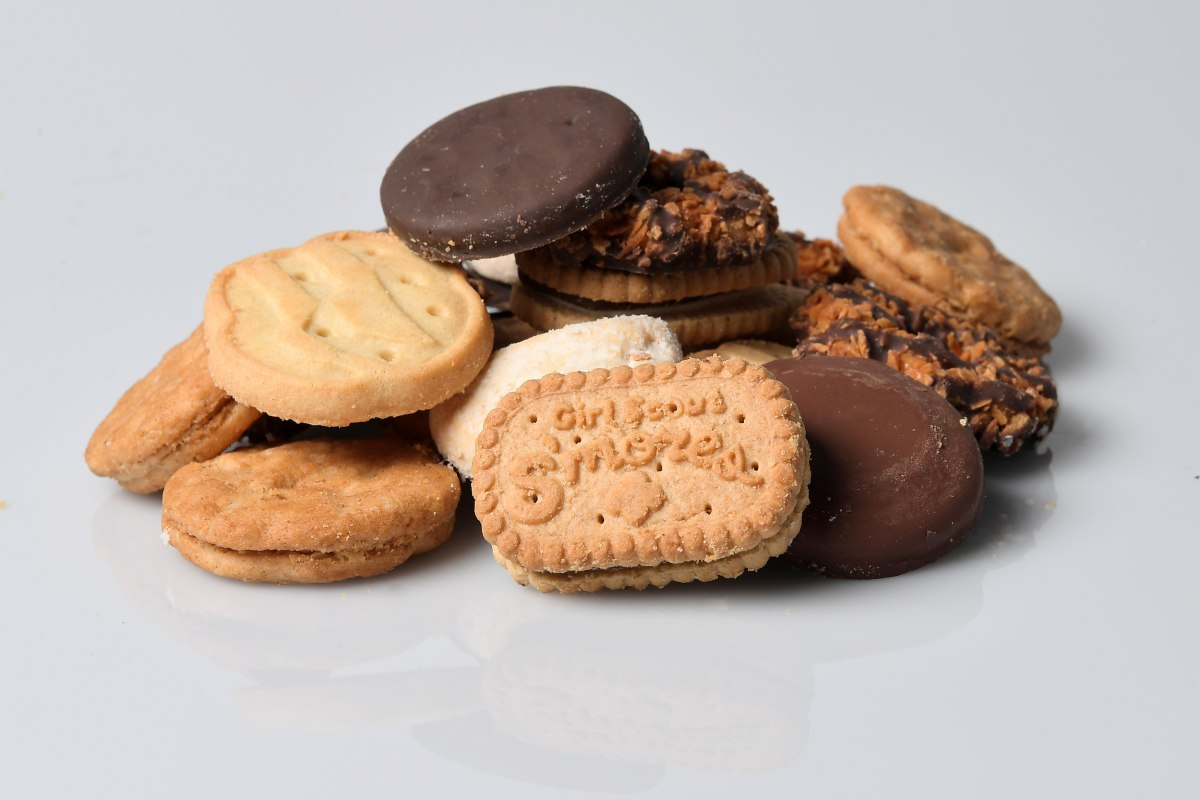 girl scout cookies ranked from better to worst   nbc news
