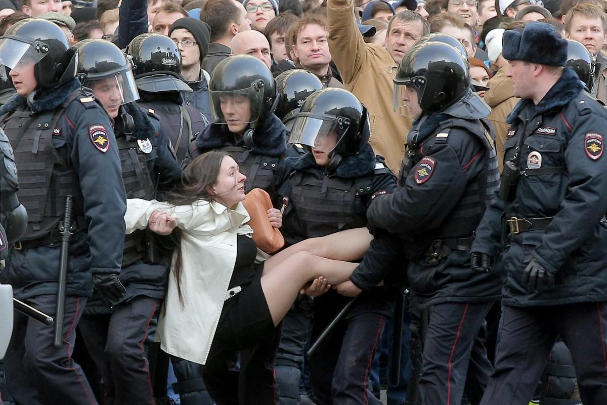 In Russia Is Russian 121