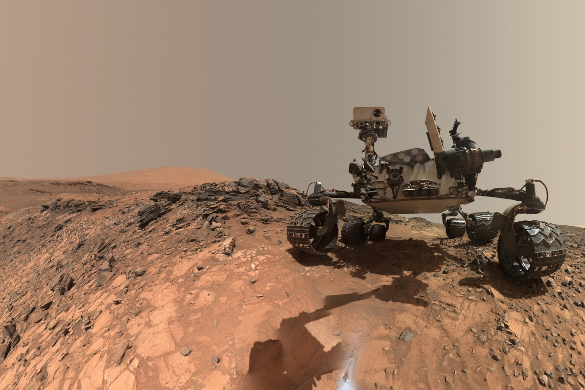 NASA's Curiosity Mars Rover Is Showing Its Age, but That's ...