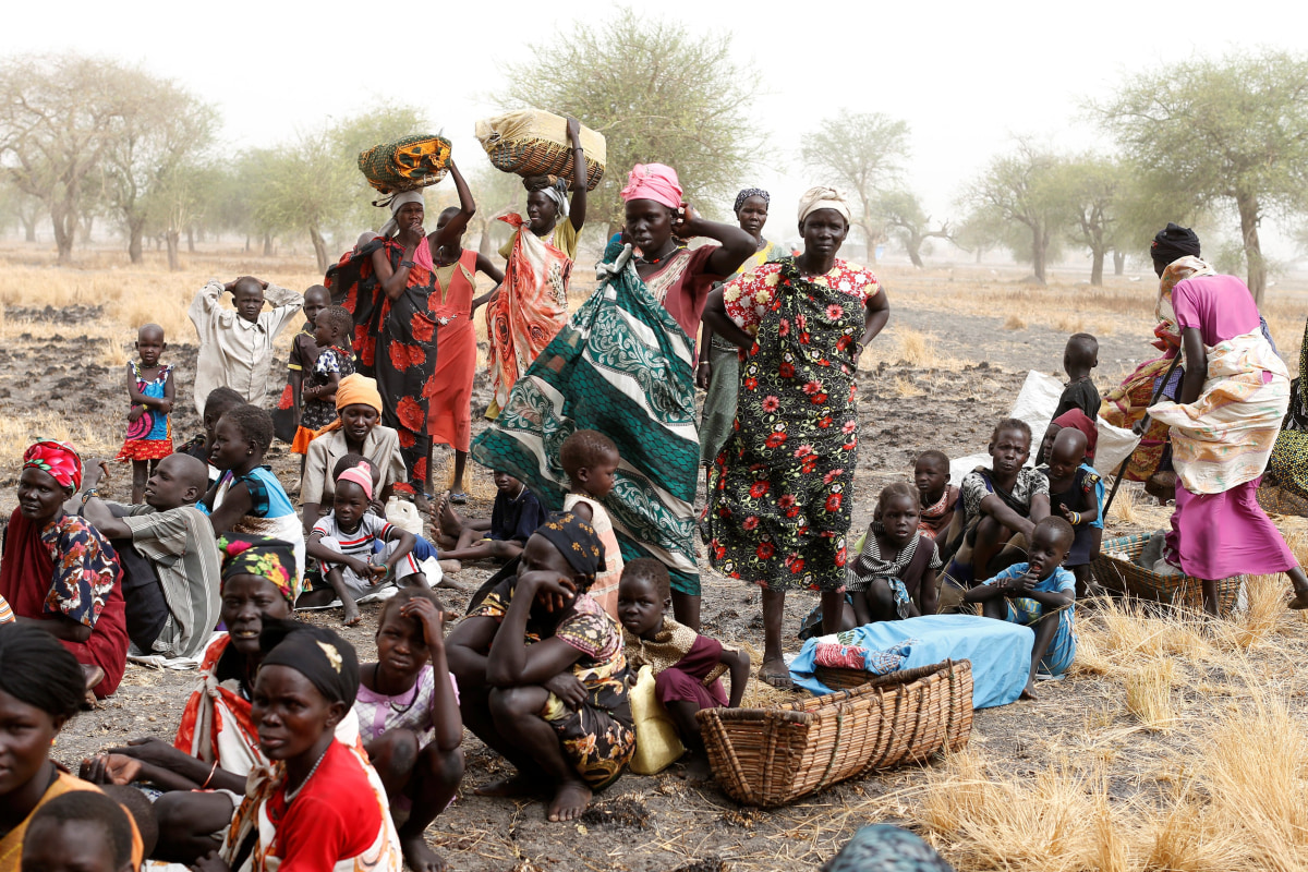 Famine Crisis May Worsen in Four Countries