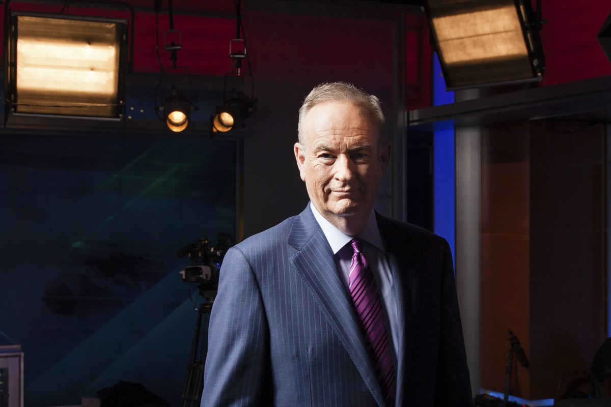 Bill o reilly sexual harassment