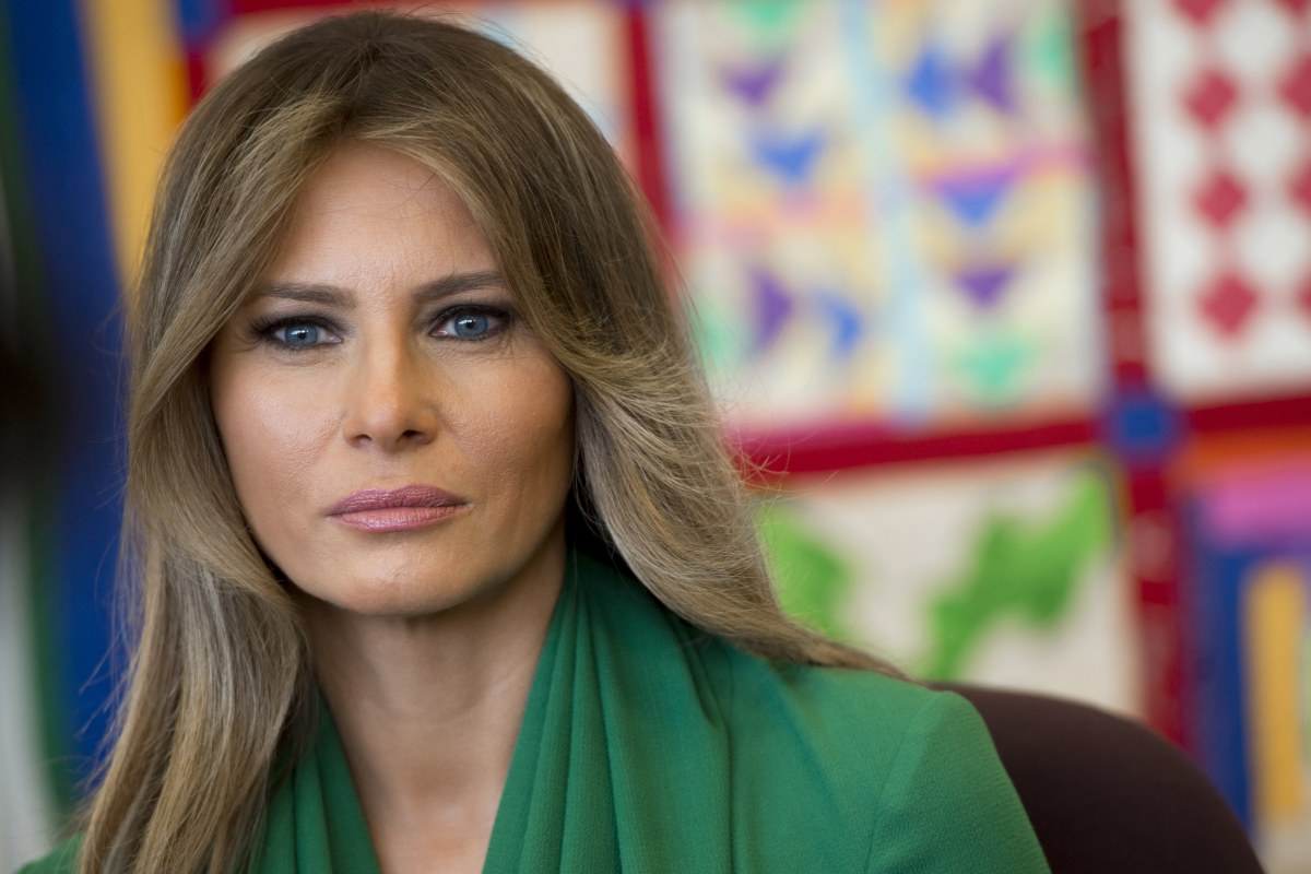 ... Mail Pays Melania Trump Damages Over Modelling Article - NBC News