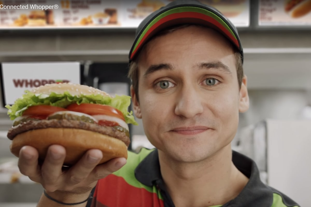 Burger King's new ad tries to triggers your Google Home, backfires
