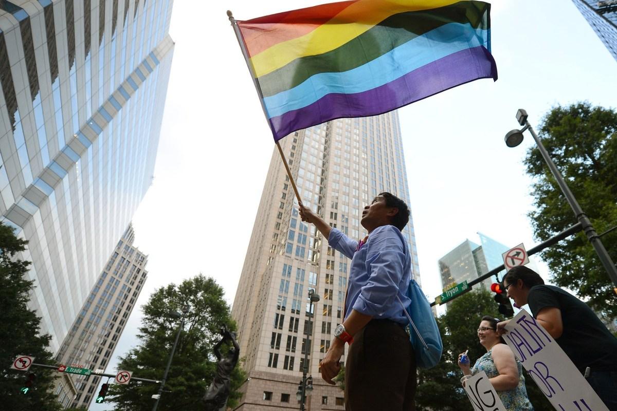 North Carolina about Gay and meet