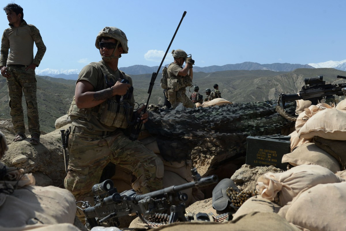 Top ISIS Commander in Afghanistan Was Killed in Raid Where ...