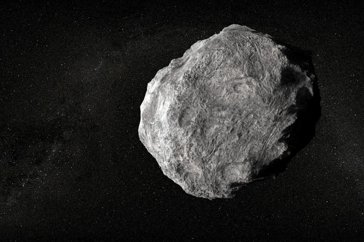 giant asteroid 2017 - photo #4