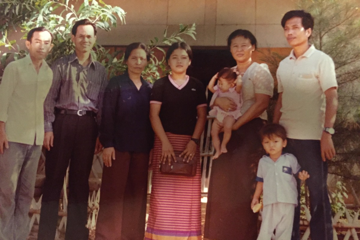 Project preserves cambodian genocide survivor stories for E kitchen american cambodia