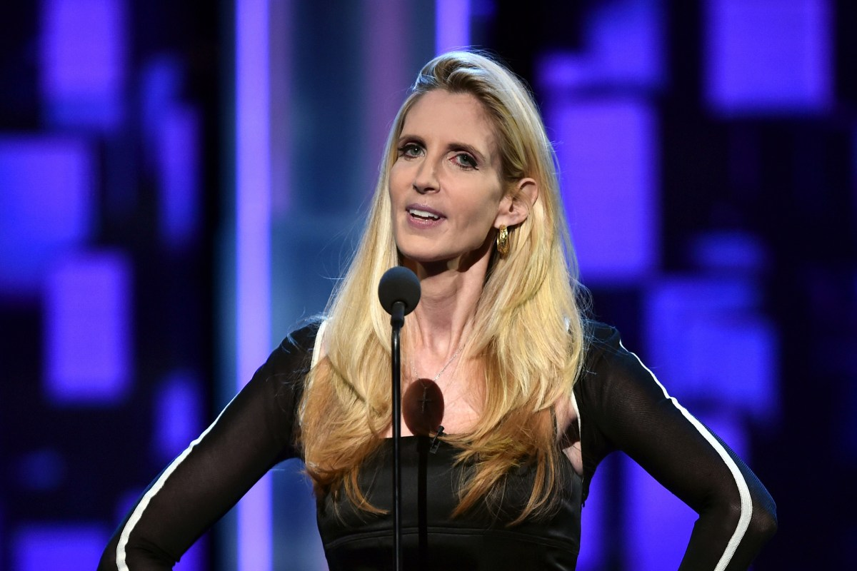 Ann Coulter calls Delta 'worst airline in America' after seating debacle