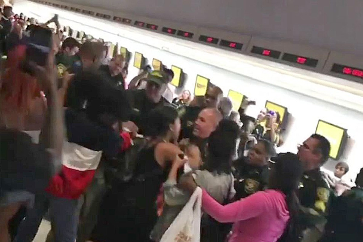 Spirit Airlines Cancellations At Fort Lauderdale Airport