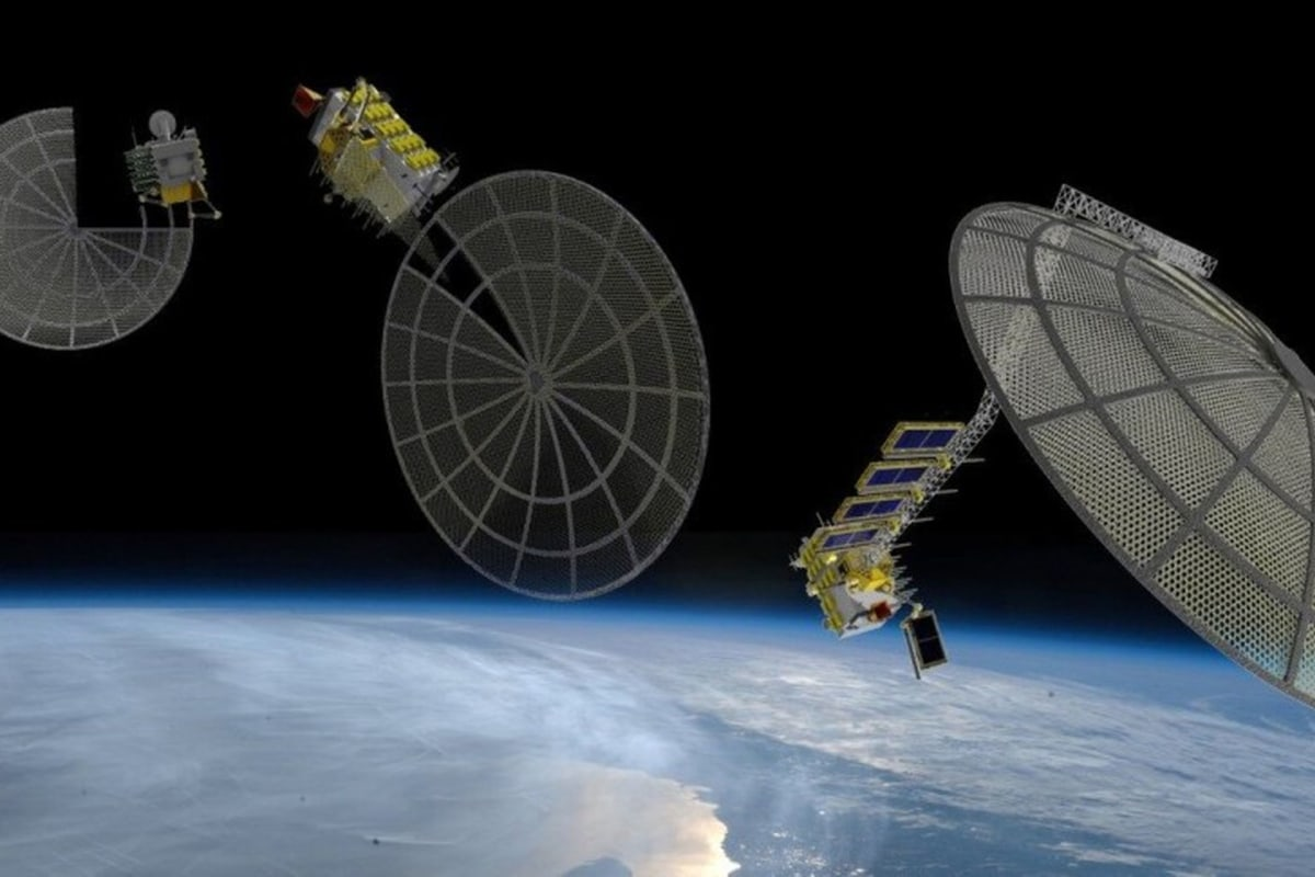 This Technology Could Help Us Build Huge Structures in Space ...