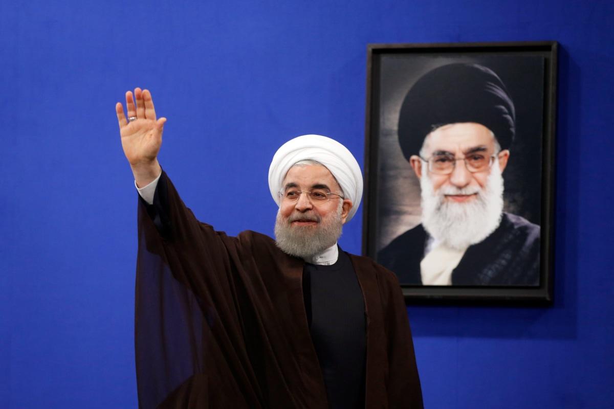 Iranian President Calls US Relations a 'Curvy Road'