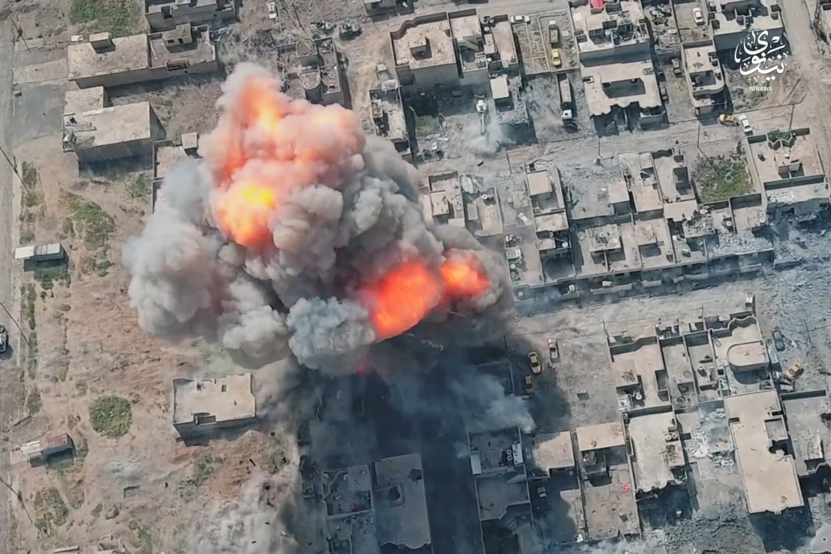 U.S. Fears New Threat From ISIS Drones - NBC News