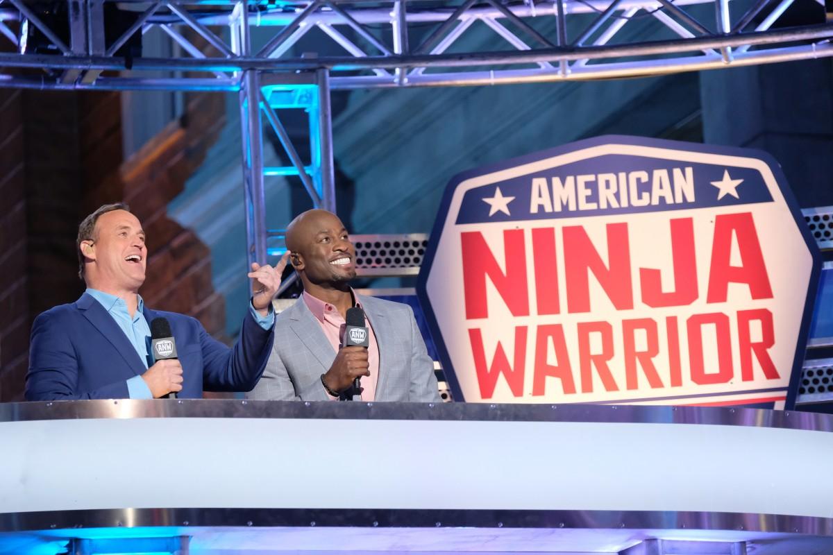 american ninja warrior game 2