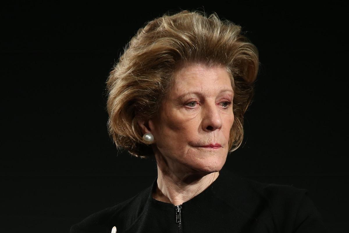 Agnes Gund Donates $100 Million From Lichtenstein Sale to Start Social Justice Fund
