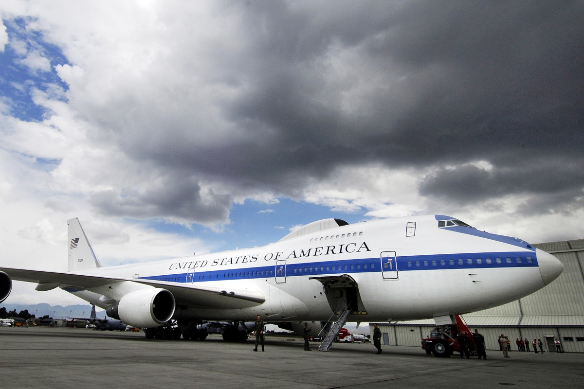 US Military's Vital 'Doomsday Planes' Damaged in Tornado