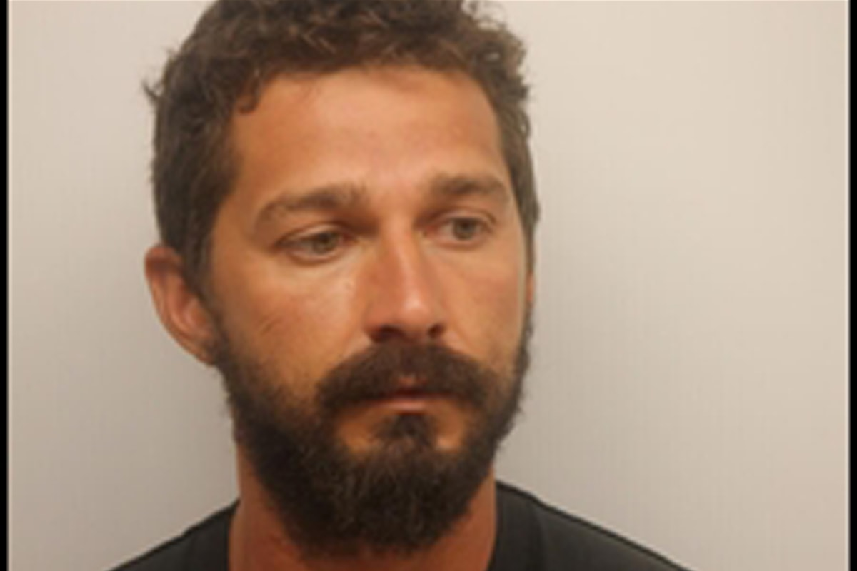 Actor Shia LaBeouf Arrested on Public Drunkenness ... Shia Labeouf
