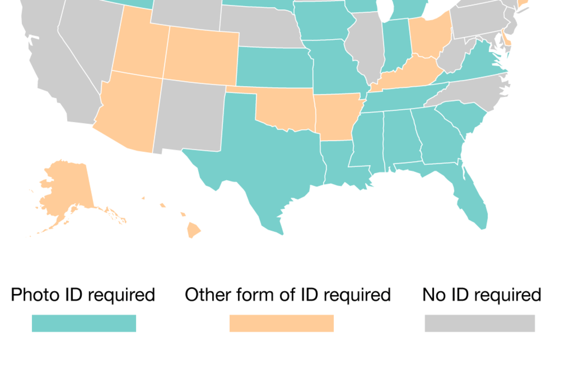 voter id laws essay It also appears that arguments in favor of voter id laws do not change opinions about them, nor do 'factual' claims about the extent of voter fraud weak familiarity with voter id laws the survey also shows the public is relatively unfamiliar with the issue of voter id laws.