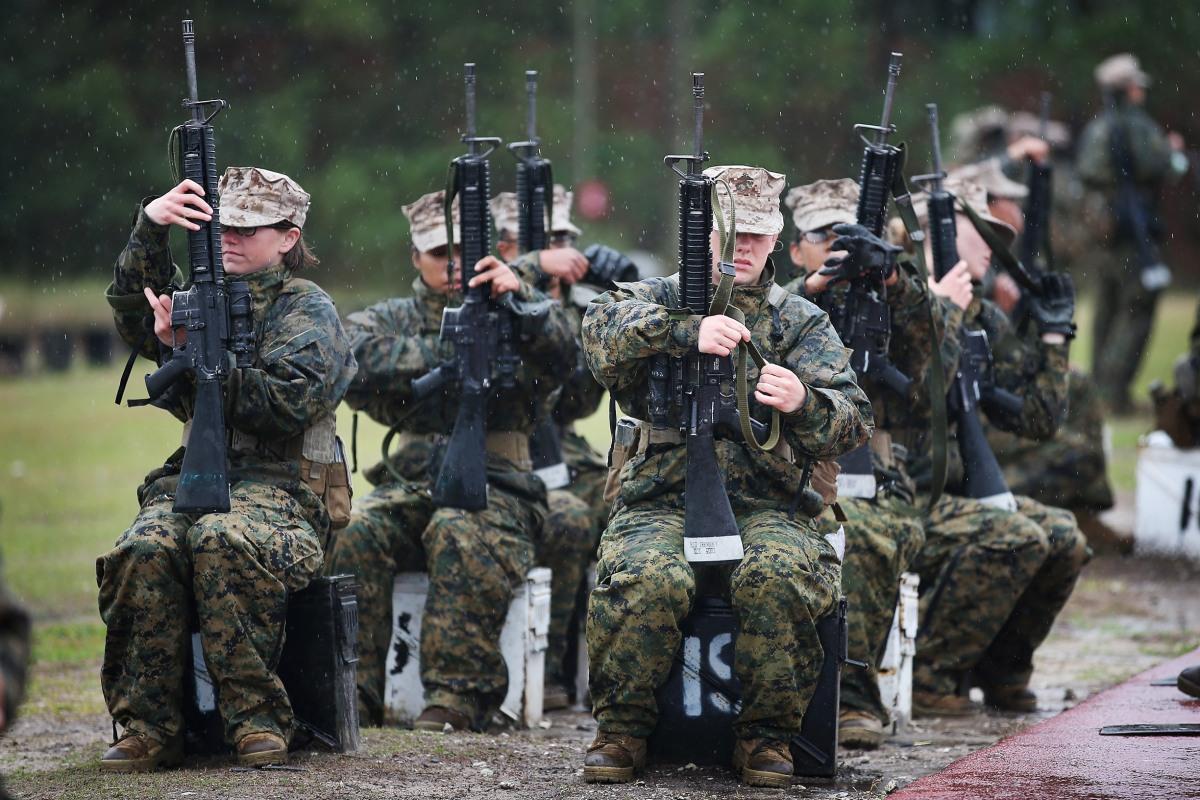 Nude photo scandal rocks US Marine Corps prompting