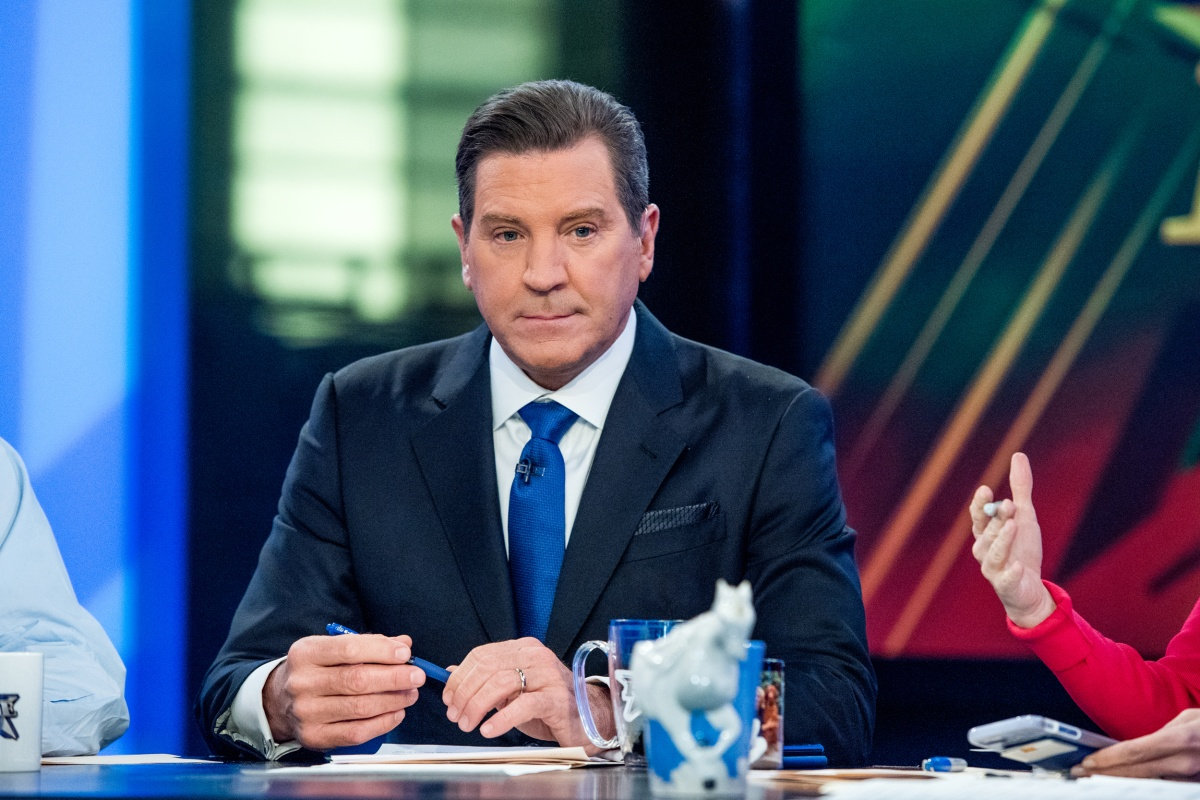 Fox News' Eric Bolling suspended after being accused of sending lewd photo